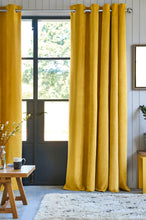 Gold Velvet Curtains