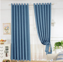 Cavendish Light Blue Curtains