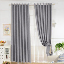 Cavendish Light Grey Curtains