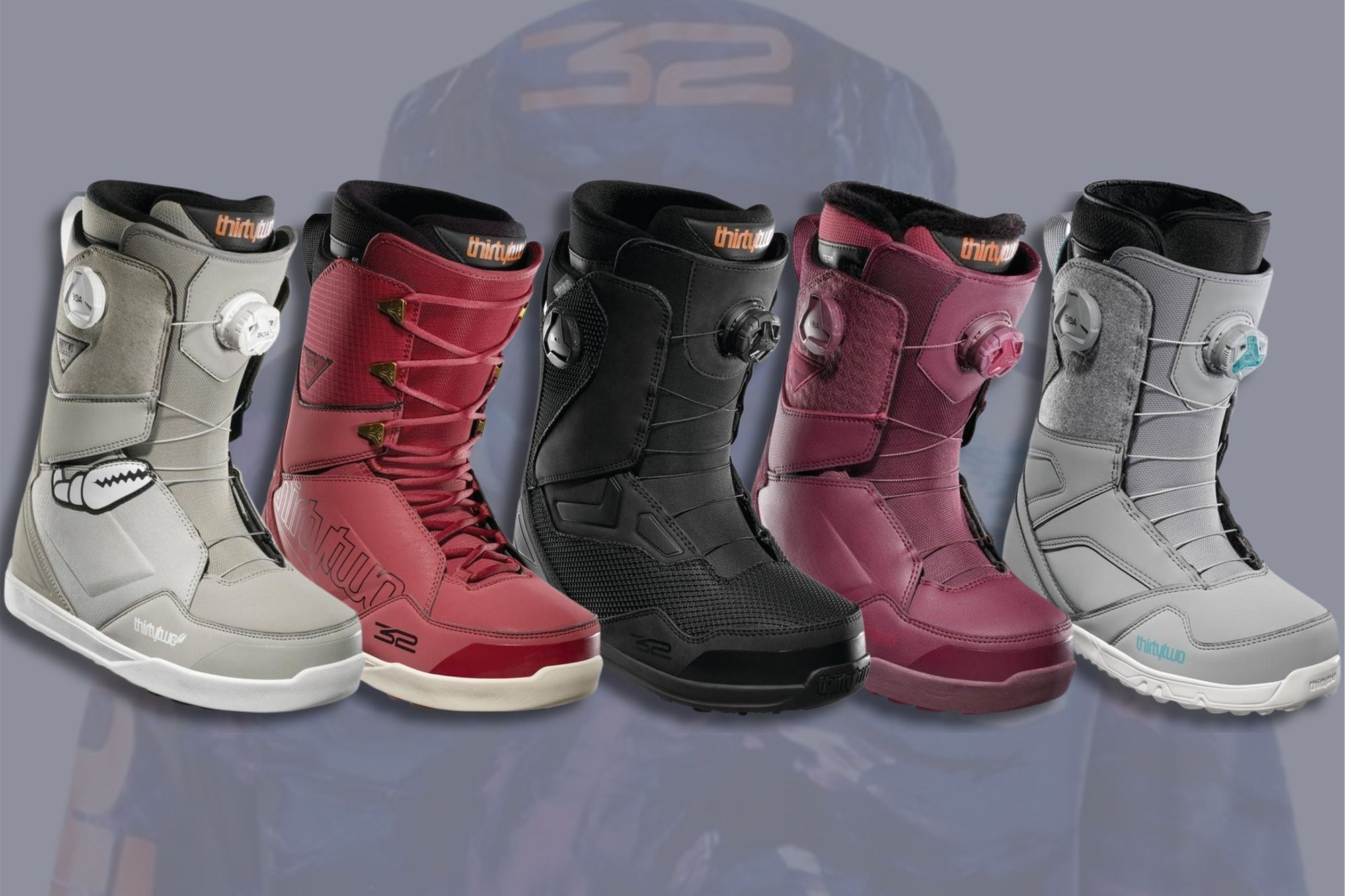 2021 ThirtyTwo Snowboard Boots Review