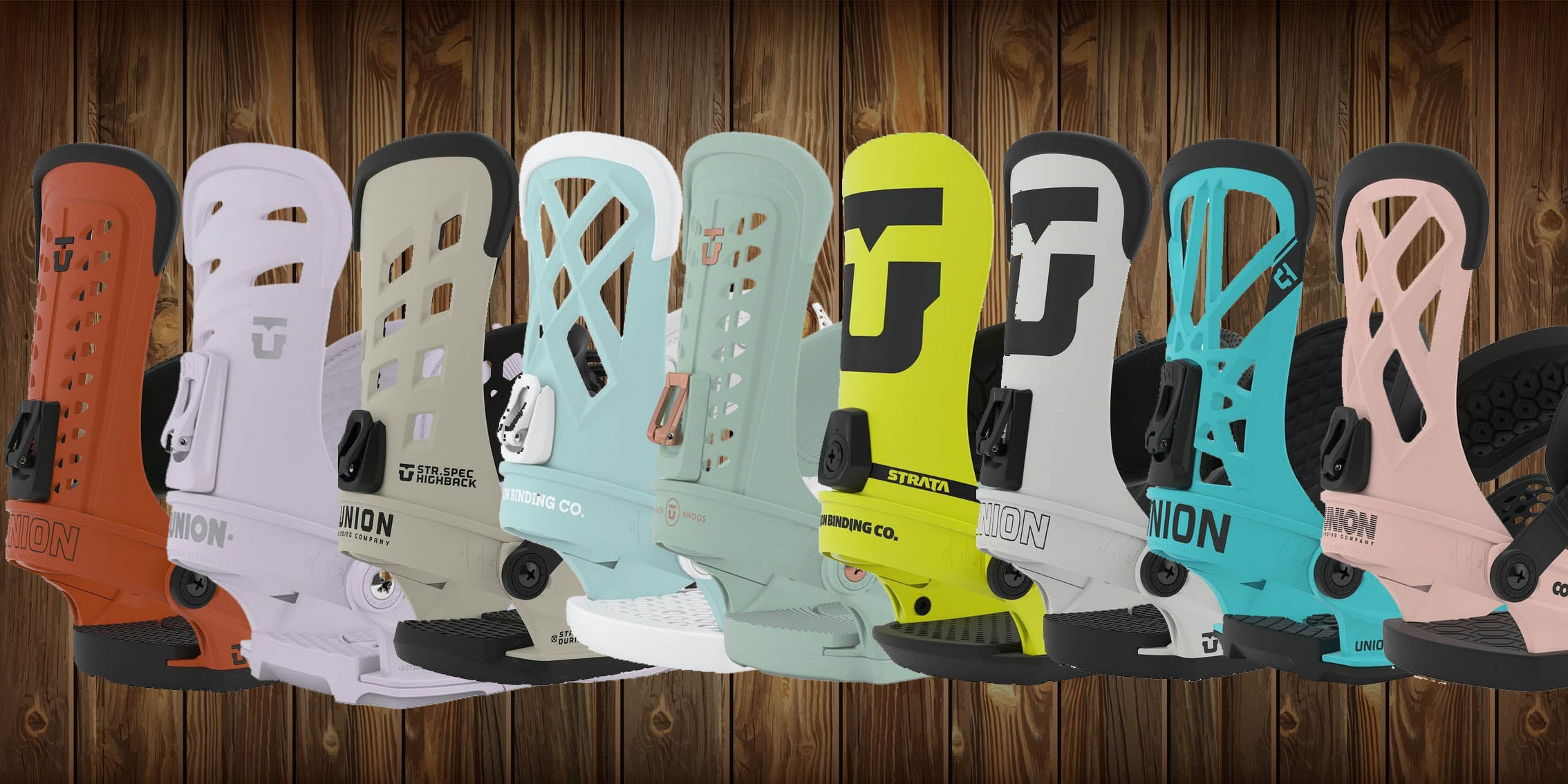 2020 Union Bindings Lineup
