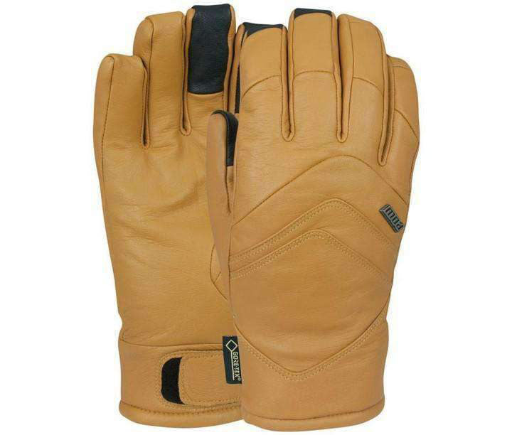 POW STEALTH GTX GLOVE - BUCKHORN BROWN