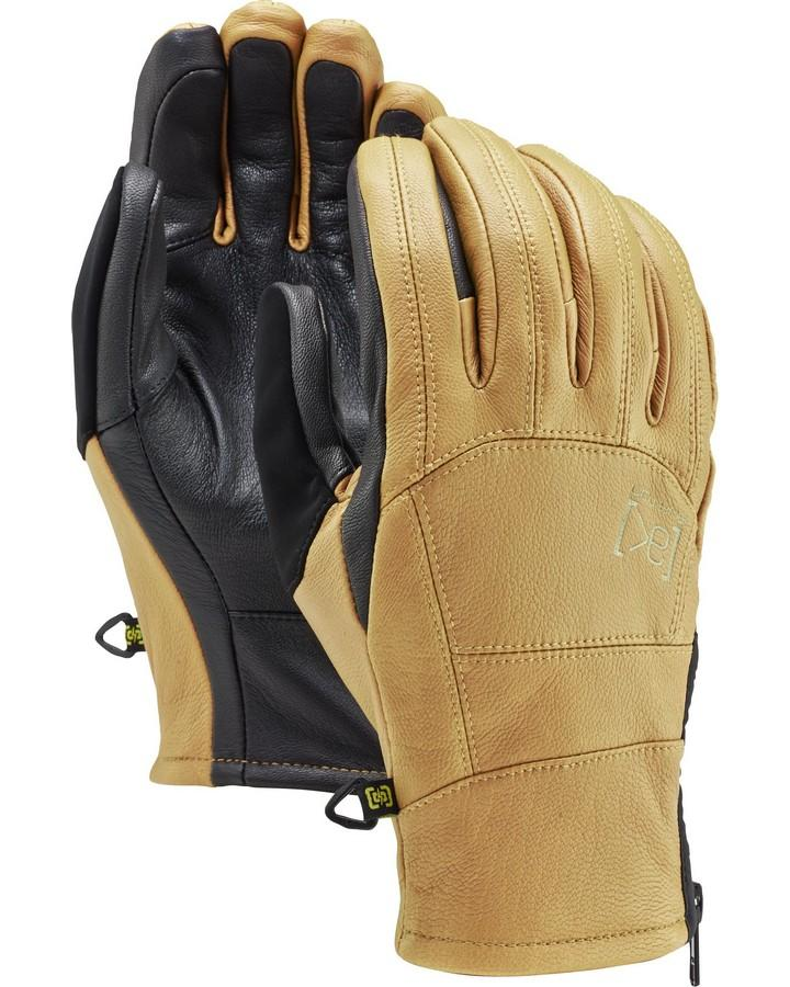 2020 BURTON [AK] LEATHER TECH GLOVE - RAWHIDE