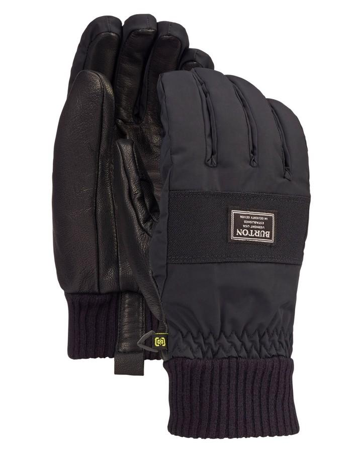 2020 BURTON DAM GLOVE - TRUE BLACK