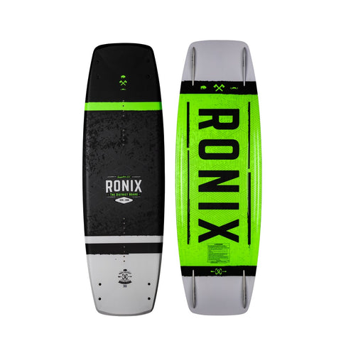 2021 Ronix District top and bottom wakeboard photo