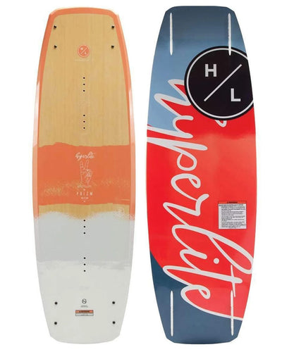 Hyperlite Prizm Wakeboard - 2019 Wakeboards - Women - Trojan Wake Ski Snow