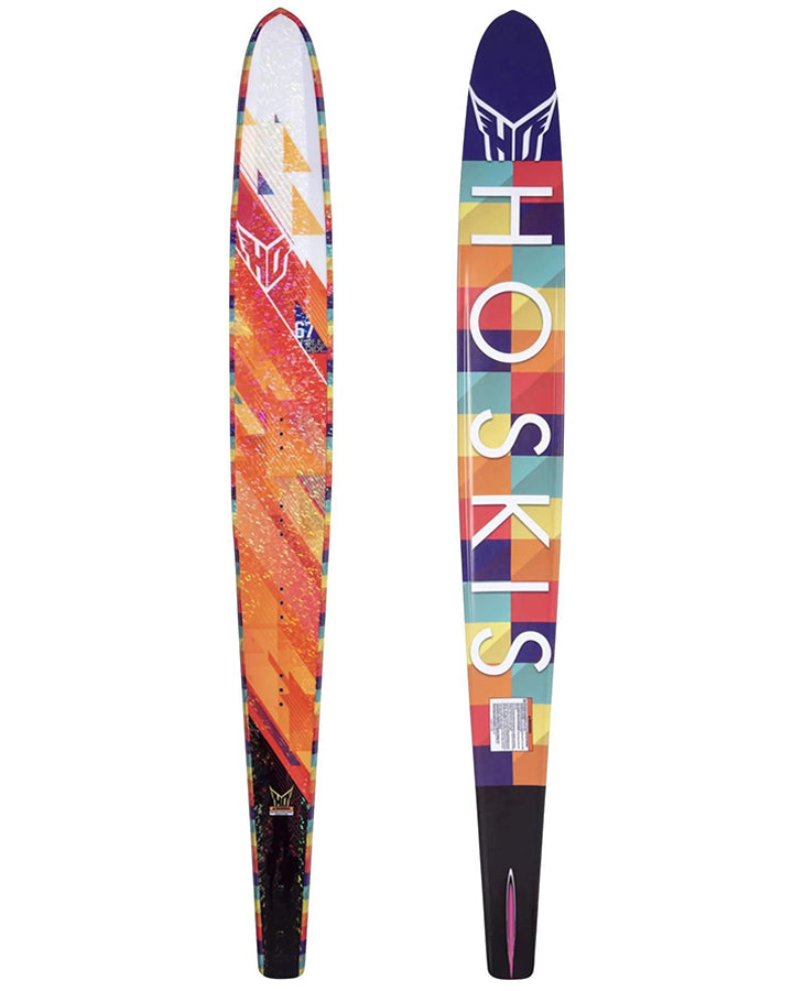 HO Girls Freeride JR - 2019 Waterskis - Youth - Trojan Wake Ski Snow