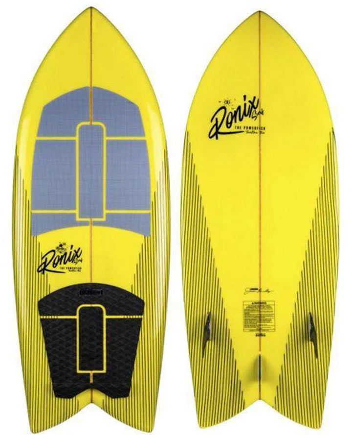 RONIX Koal Technora Powerfish + - 2020 Wakesurf - Trojan Wake Ski Snow