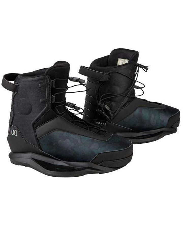 Ronix Parks Wakeboard Boots - 2021 Wakeboard Boots - Men - Trojan Wake Ski Snow