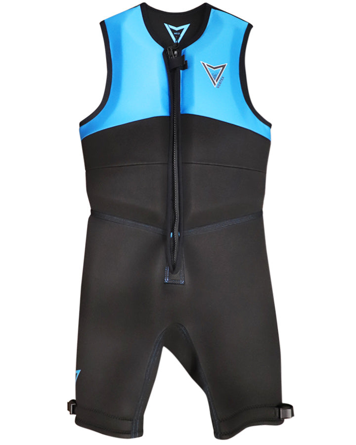 VORTEX MENS BAREFOOT SUIT - Electric blue - 2020 Barefoot Suits - Mens - Trojan Wake Ski Snow