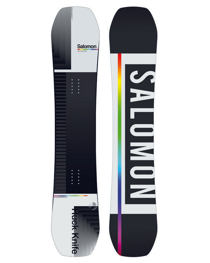 Salomon Huck Knife - 2021 Snowboards - Men - Trojan Wake Ski Snow