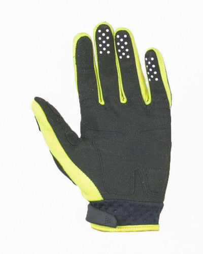 JETPILOT RX RACE GLOVE - YELLOW/BLACK - 2021 JETSKI GOGGLES - Trojan Wake Ski Snow
