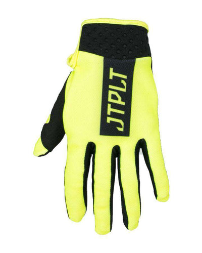 JETPILOT RX SUPER LITE GLOVE - YELLOW/BLACK - 2020 JETSKI GLOVES - Trojan Wake Ski Snow