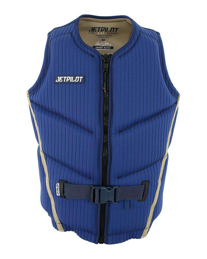 2020 JETPILOT NIGHTHAWK 2 RATHY MEN NEO VEST - NAVY-MENS LIFE JACKET-JETPILOT-S-Navy-Trojan Wake Ski Snow