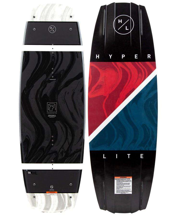 2020 Hyperlite Franchise JR Wakeboard-Wakeboards - Youth-Hyperlite-128-Trojan Wake Ski Snow