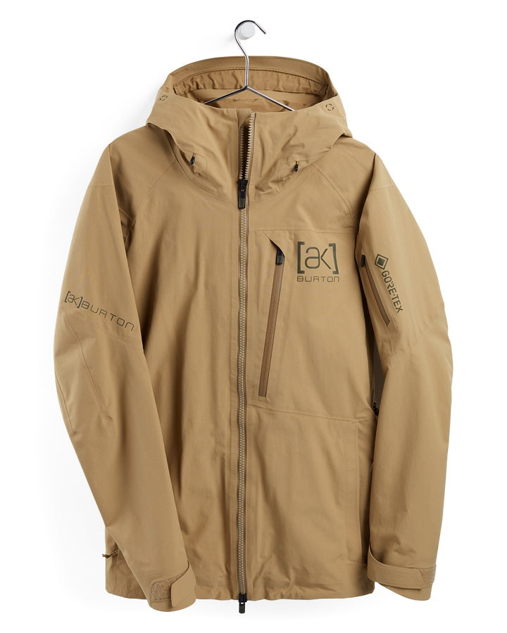 Burton Mens [AK] GORE-TEX Swash Jacket - Kelp - 2021 Snow Jackets - Mens - Trojan Wake Ski Snow