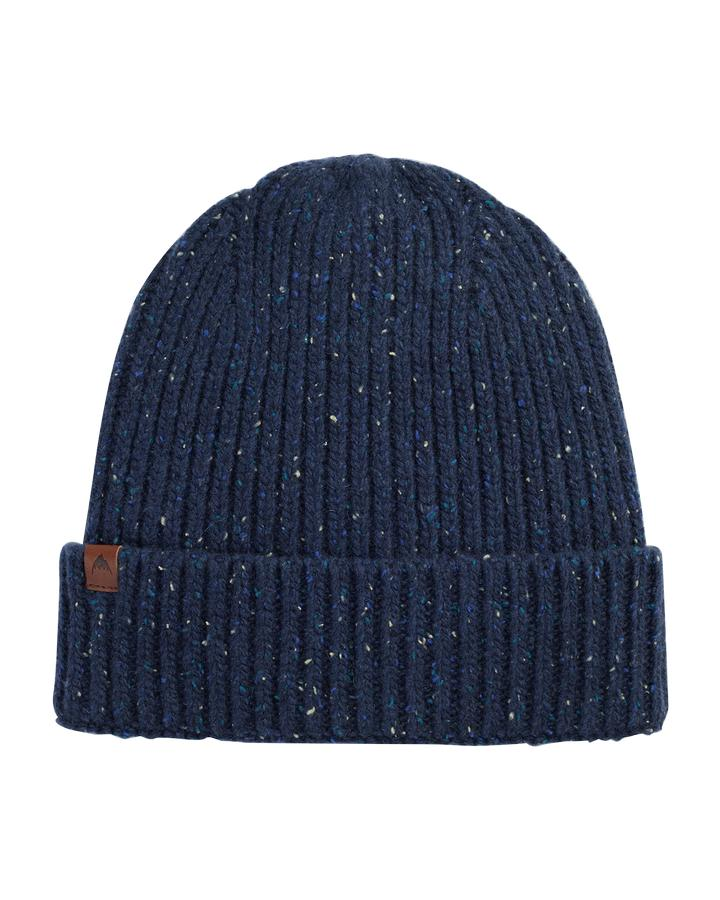 Burton Linden Beanie - Dress Blue - 2021 Beanies - Mens - Trojan Wake Ski Snow