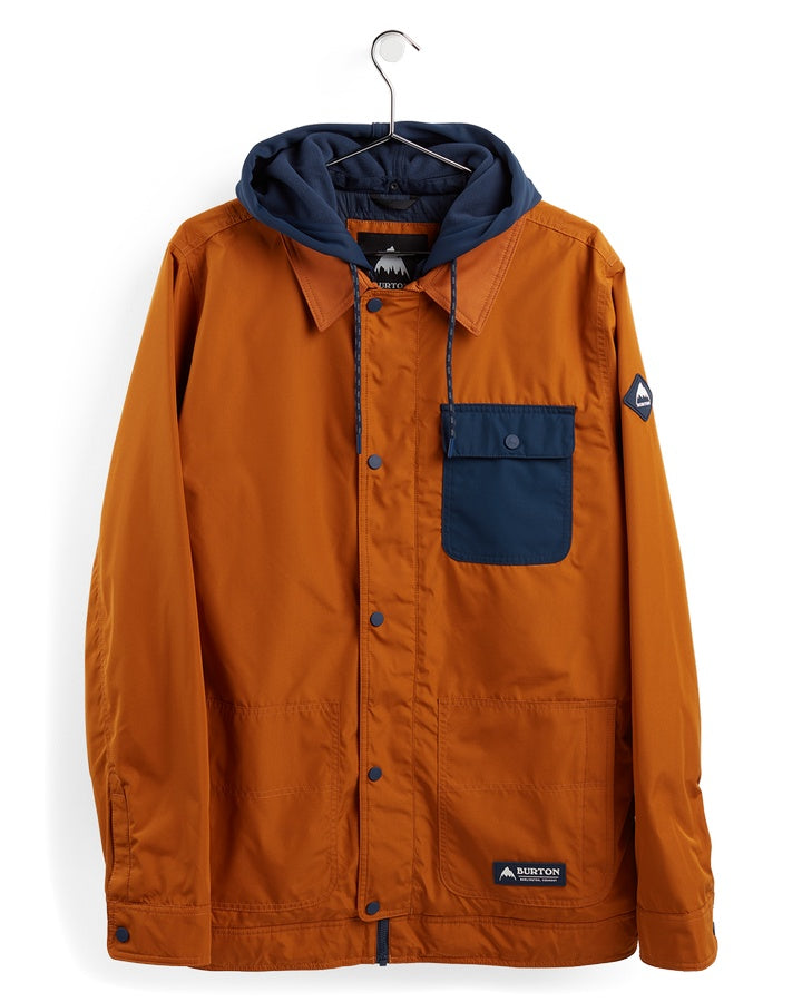 Burton Mens Dunmore Jacket - True Penny - 2021 Snow Jackets - Mens - Trojan Wake Ski Snow