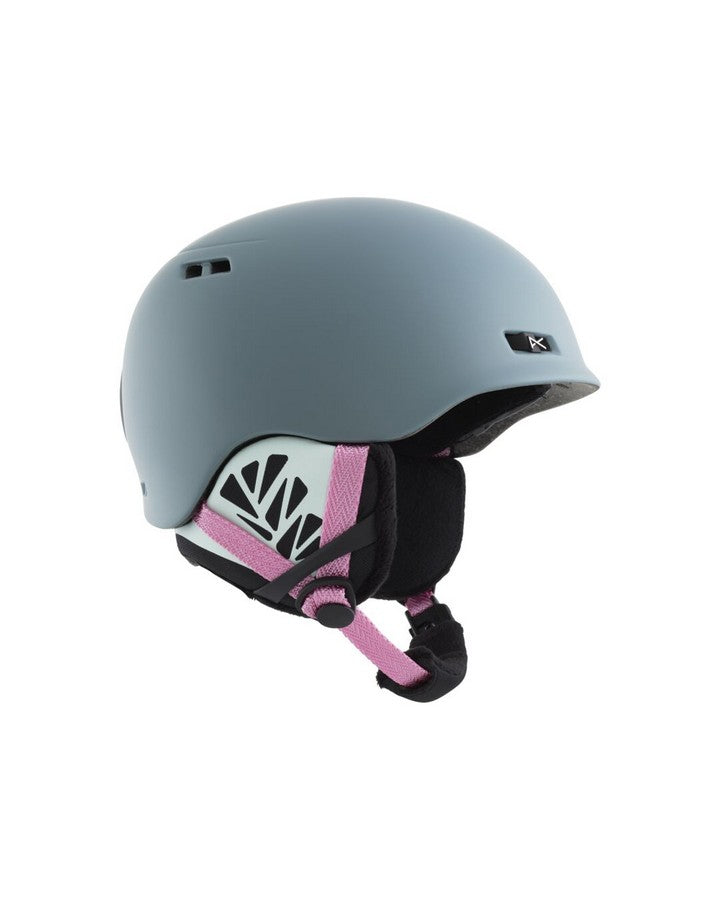 Anon Rodan Womens Helmet - Gray Pop - 2021 Snow Helmets - Womens - Trojan Wake Ski Snow