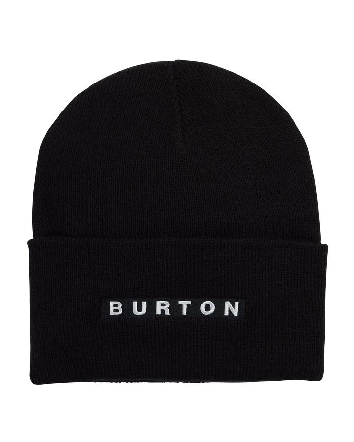 Burton All 80 Beanie - True Black - 2021 Beanies - Mens - Trojan Wake Ski Snow