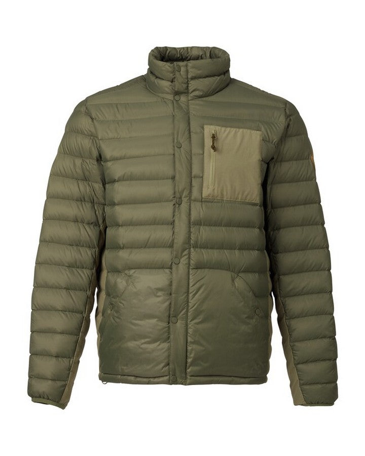 Burton Mens Evergreen Down Insulated - Dstolv/Ruksak Hoodies/Pullovers - Mens - Trojan Wake Ski Snow