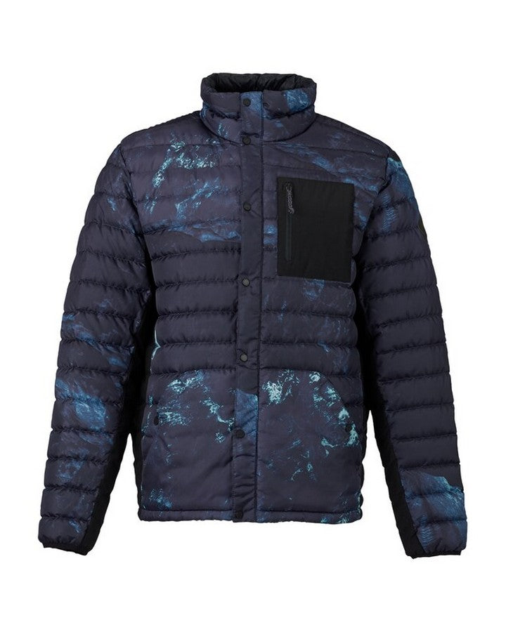 Burton Mens Evergreen Down Insulated - Nix Olympica Hoodies/Pullovers - Mens - Trojan Wake Ski Snow