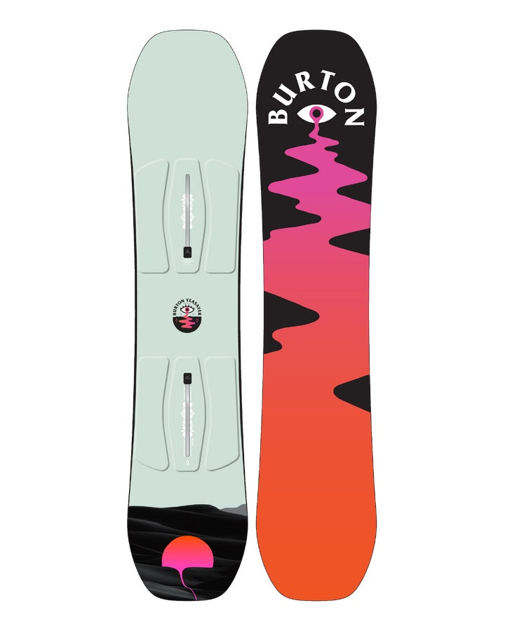 Burton Yeasayer Smalls Kids Snowboard - 2021 Snowboards - Youth - Trojan Wake Ski Snow