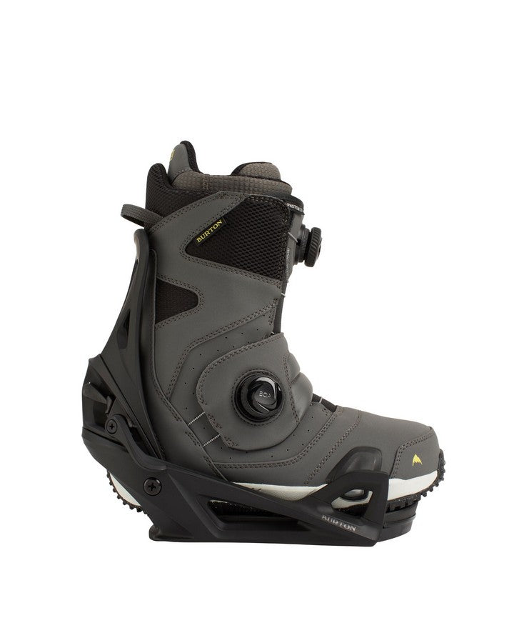 Burton Photon Step On® Boots with Step On® Bindings - Black - 2021 Snowboard Boots - Men - Trojan Wake Ski Snow