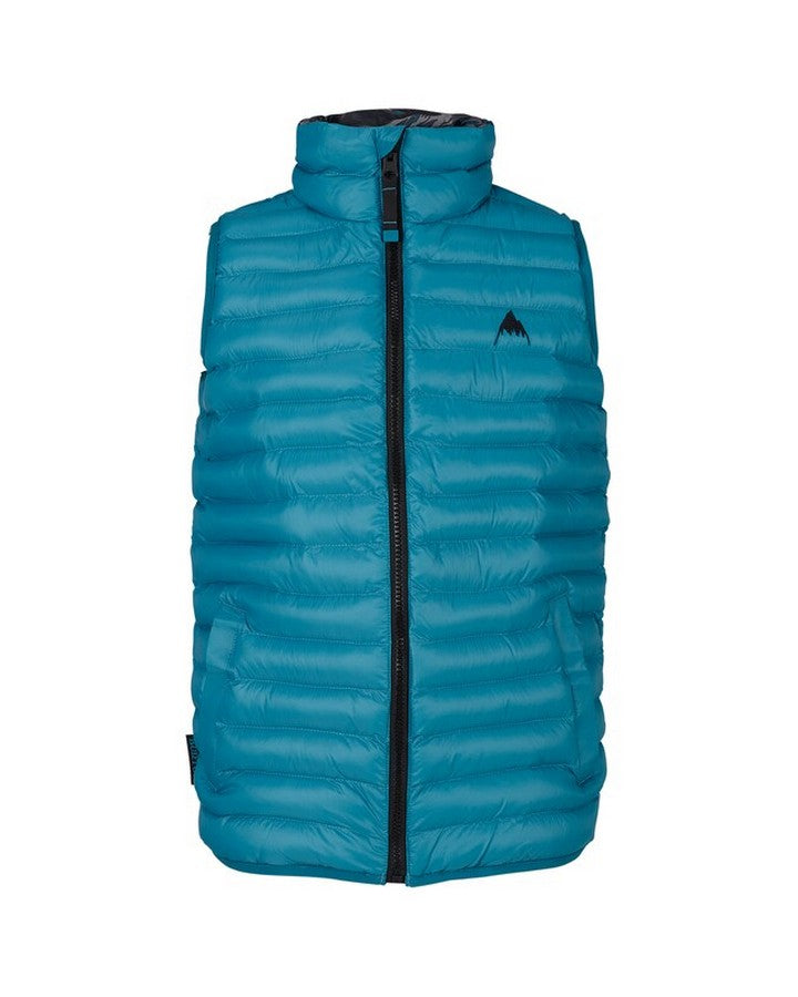 Burton Youth Flex Puffy Vest - Mountaineer/Mountaineer Beast Hoodies/Pullovers - Youth - Trojan Wake Ski Snow