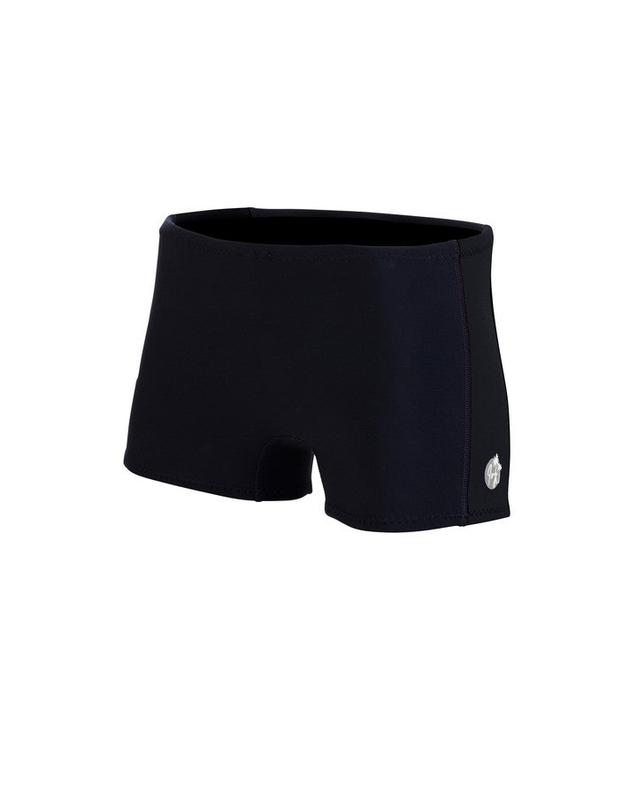 Ivy Shortie - Midnight Black - 2021 Wetsuit Shorts - Ladies - Trojan Wake Ski Snow
