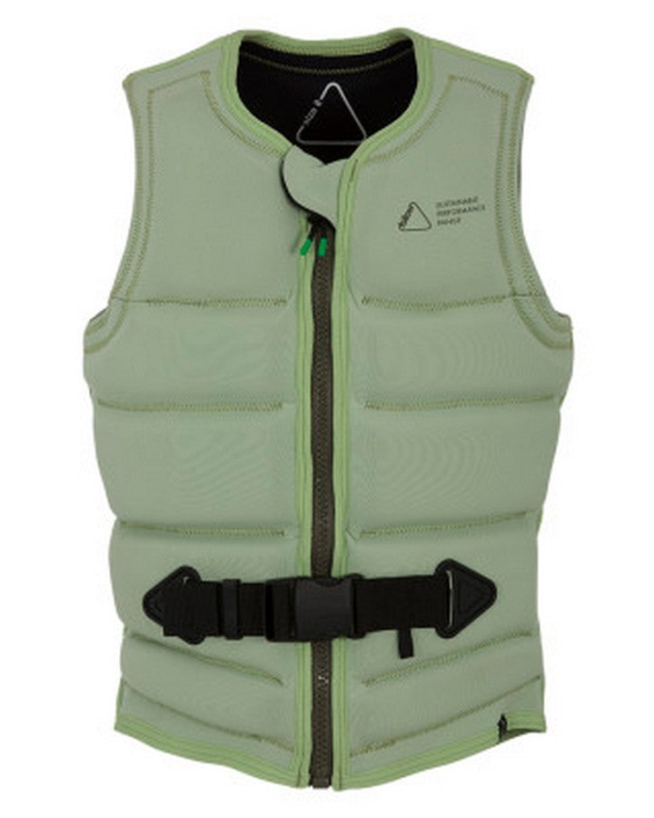 FOLLOW S.P.R LADIES VEST - Mint - 2019 Life Jacket - Womens - Trojan Wake Ski Snow