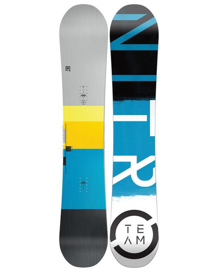 Nitro Team Gullwing Snowboard - 2022 Snowboards - Men - Trojan Wake Ski Snow