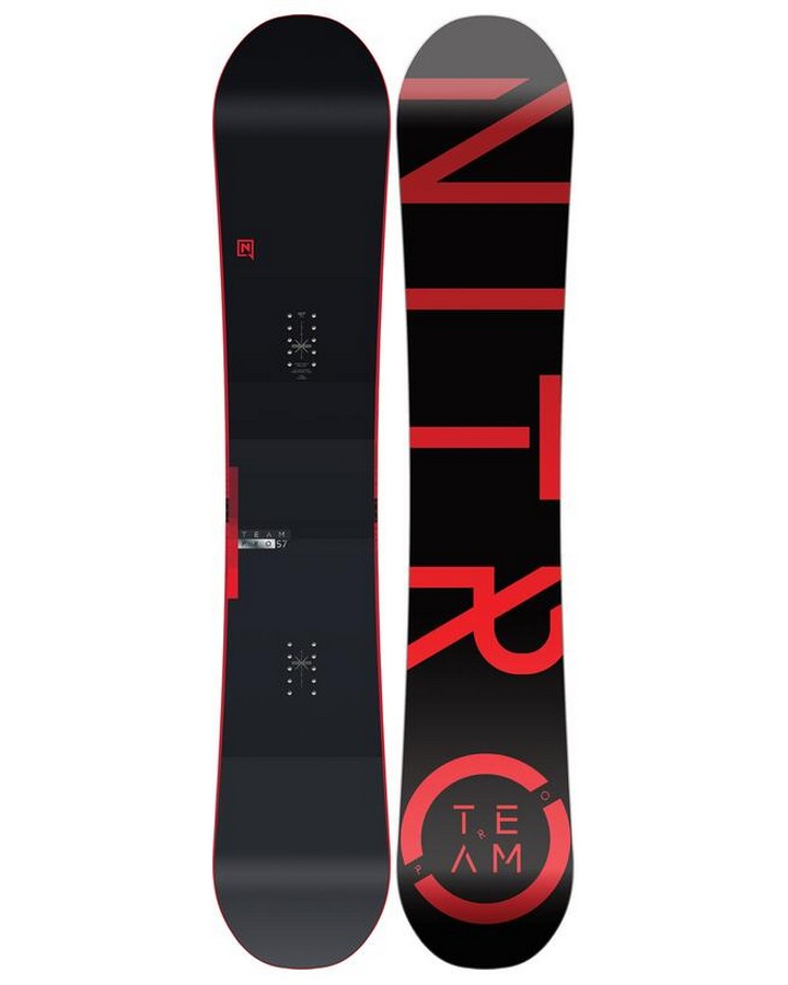 Nitro Team Pro Wide Snowboard - 2022 Snowboards - Men - Trojan Wake Ski Snow