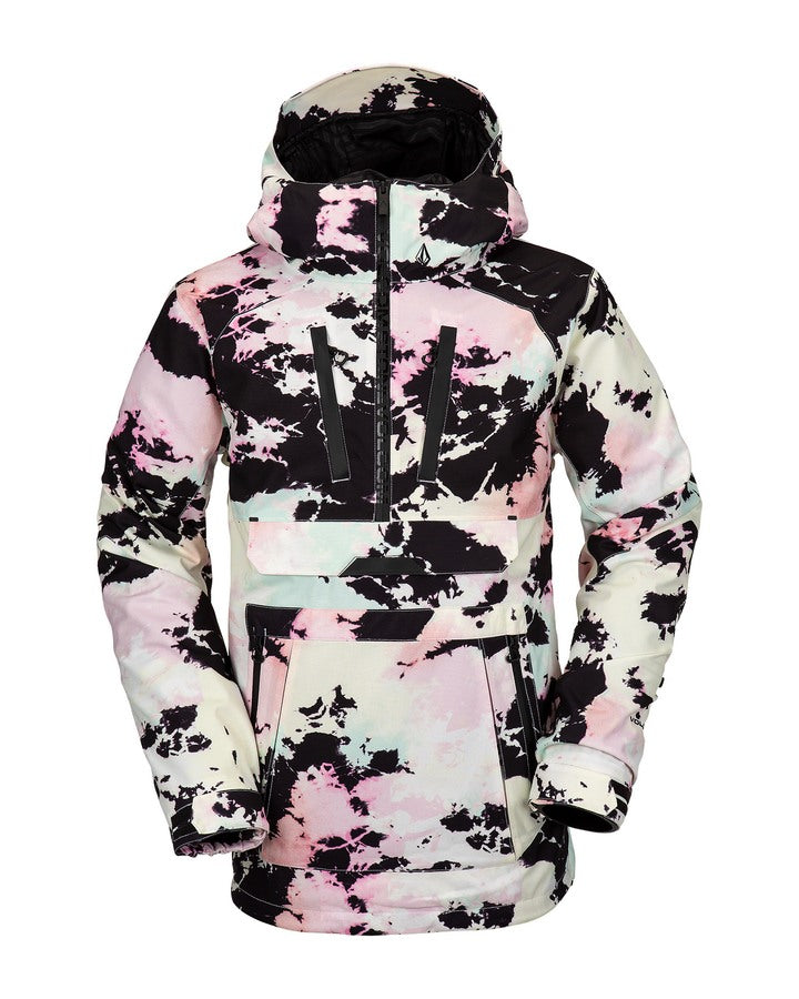 Volcom Mens Brighton Pullover - Mix - 2021 Snow Jackets - Mens - Trojan Wake Ski Snow