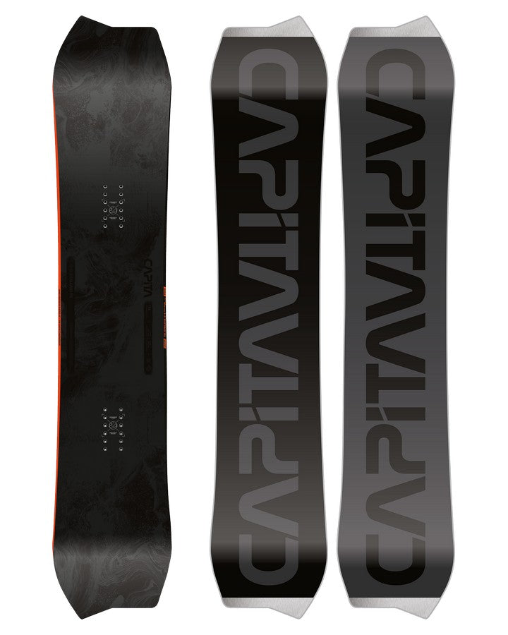 Capita The Asymulator Mens Snowboard - 2022 Snowboards - Men - Trojan Wake Ski Snow