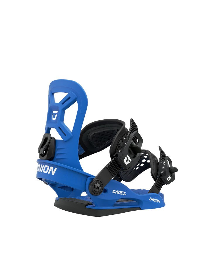 Union Cadet Xs Kids Snowboard Bindings - Royal Blue - 2021