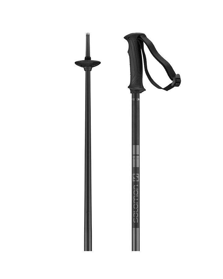 Salomon Arctic Ski Pole - Black