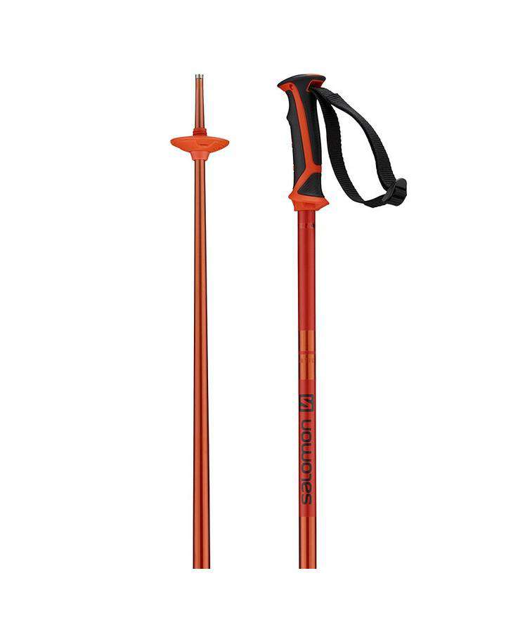 Salomon Arctic Ski Pole - Orange