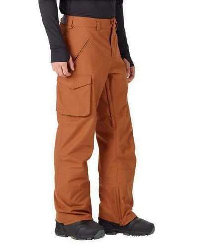 2018 Mens Burton Covert Ins Pt True Penny Snow Pants - Mens - Trojan Wake Ski Snow