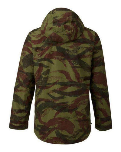 2018 Mens Burton Covert Jk Brush Camo Snow Jackets - Mens - Trojan Wake Ski Snow