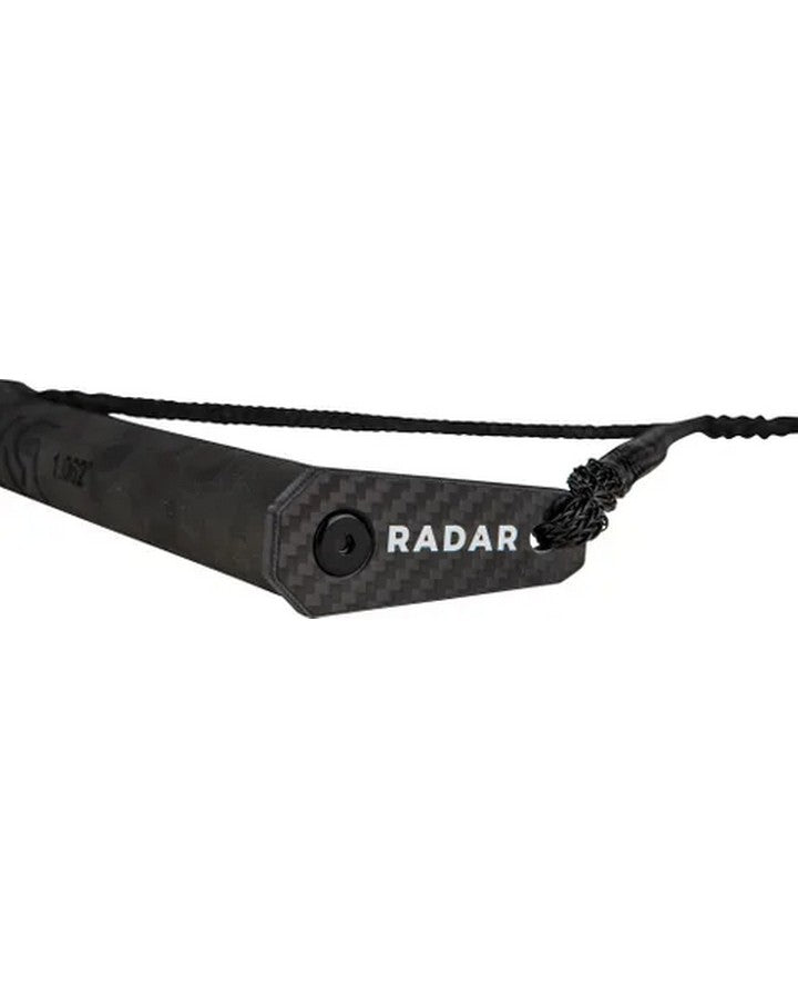 Radar Vapor Bar Lock Carbon 13'' Handle - 2021 Waterski Ropes/Handles - Trojan Wake Ski Snow