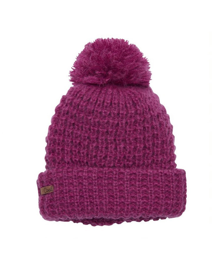 Coal The Kate - Fuschia - 2020 Beanies - Womens - Trojan Wake Ski Snow