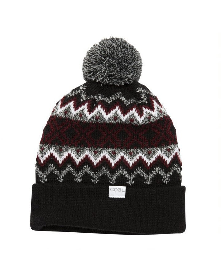 Coal The Winters - Black - 2020 Beanies - mens - Trojan Wake Ski Snow