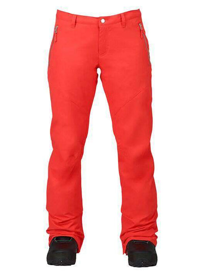 Womens Burton Society Pant Coral Snow Pants - Womens - Trojan Wake Ski Snow