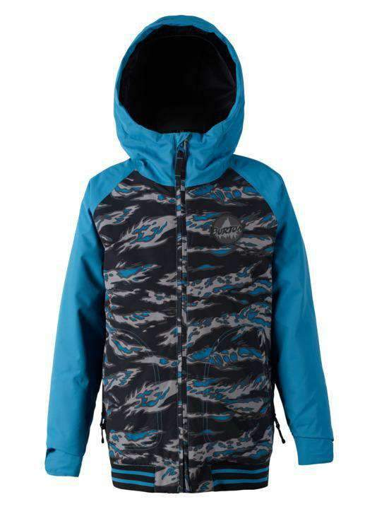 BURTON BOYS BURTON JACKET M BOYS GAMEDAY JK 2018 MENS BURTONEAST/MNTNR