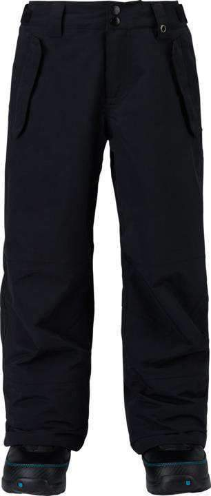 BURTON BOYS BURTON PANTS S BOYS PARKWAY PT TRUE BLACK