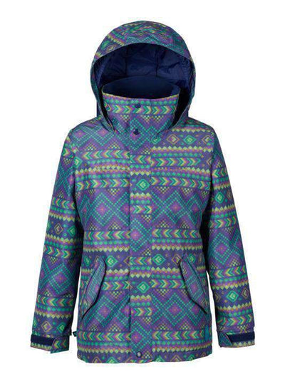BURTON GIRLS BURTON JACKET M GIRLS ELODIE JK BOHEMIA