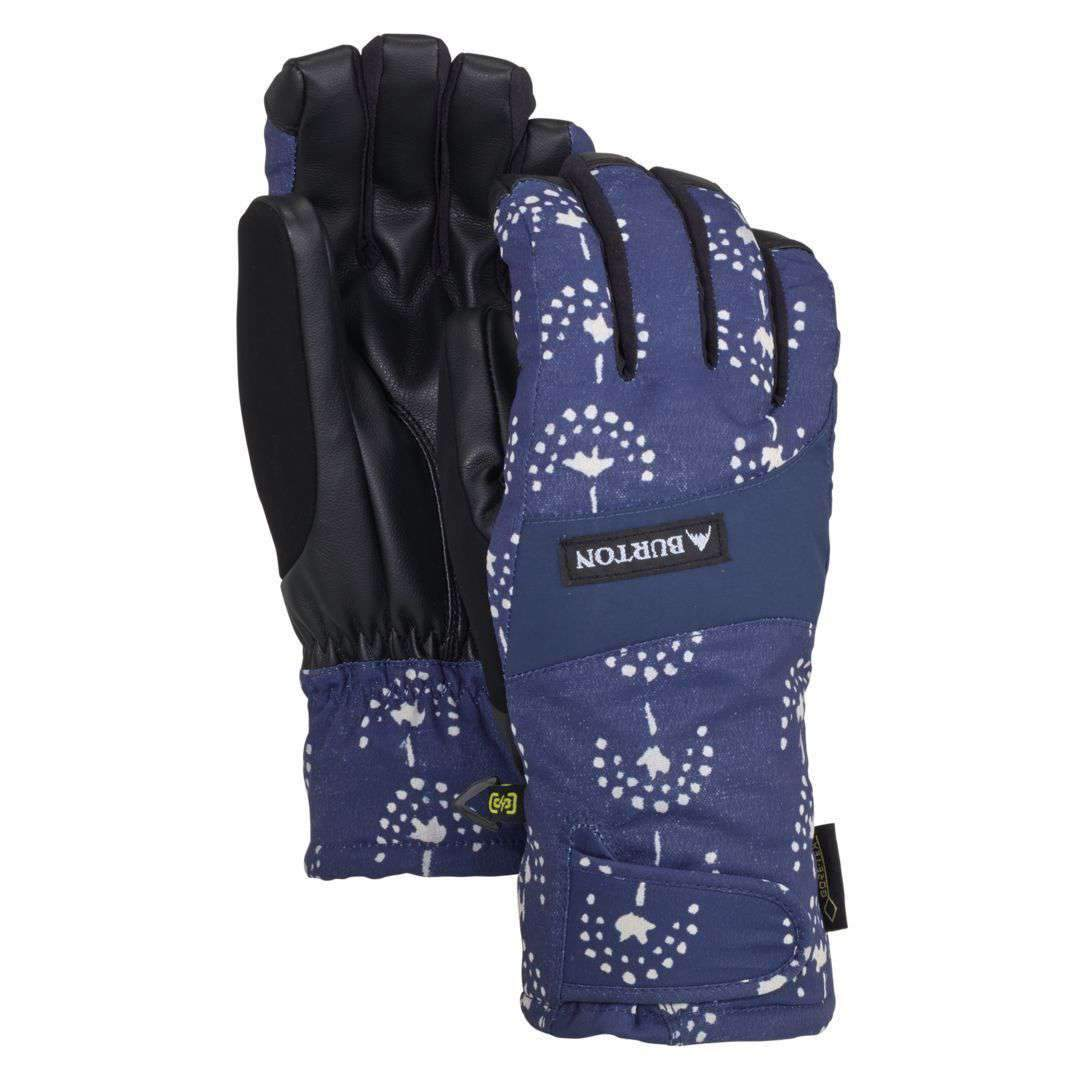 2019 BURTON WOMENS REVERB GORE GLOVE FLOAT AWAY / MOOD INDIGO