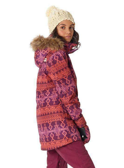 2018 WOMENS BURTON HAZEL JK STARLING MOJAVE Snow Jackets - Womens - Trojan Wake Ski Snow