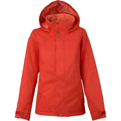 BURTON Snow Jacket - Womens S / CORAL(616) / WOMENS BURTON JET SET JACKET 2017 BURTON JET SET JACKET 2017